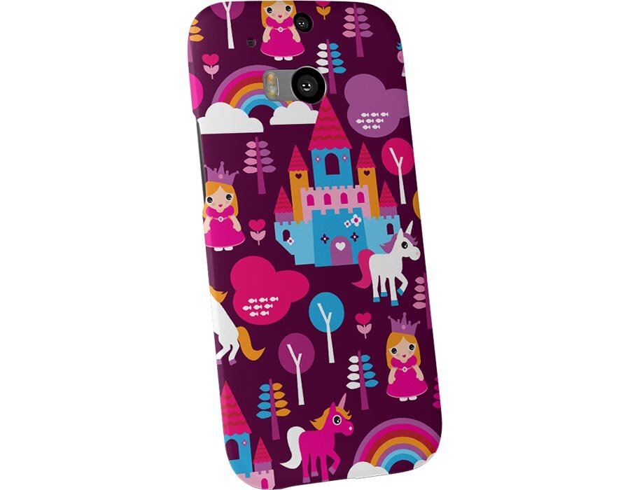 DailyObjects Princess Unicorn coque For