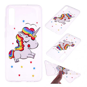 Deco Samsung Galaxy A70 coque - Unicorn