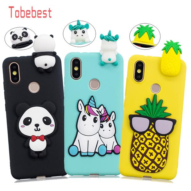 Dog Animal Silicone coque For Redmi 4X