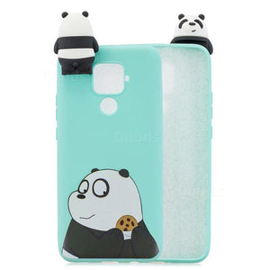 Doll Stand Soft coque for Huawei Mate