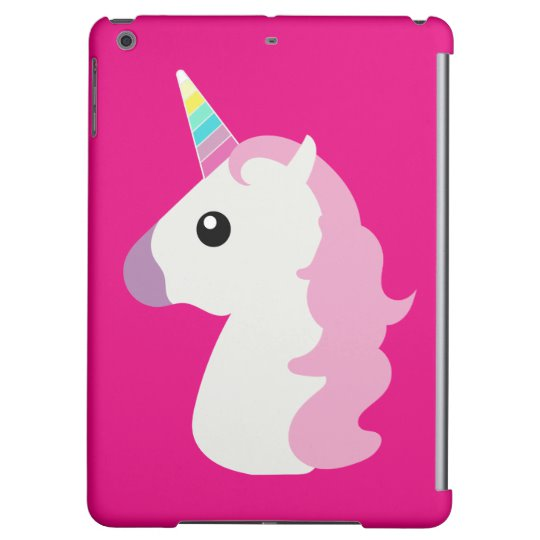Emoji Unicorn coque For iPad Air
