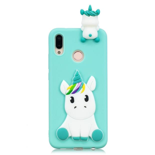 Etui Huawei P20 Lite coque Cute Unicorn