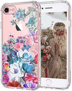 Flowers Protective coque for iPhone 7
