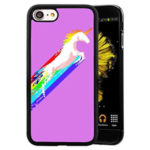 Fly Unicorn coque For Apple Iphone 7