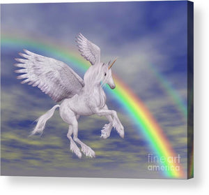 Flying Unicorn iPhone coques  Fine Art