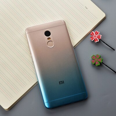 For Xiaomi Redmi Note 4 coque Colorful