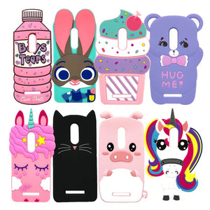 For Xiaomi Redmi Note 4 coque Cute