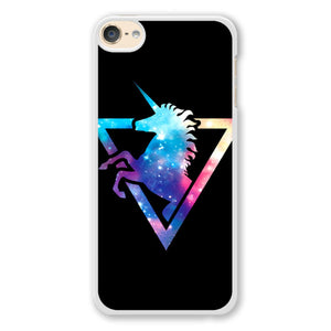 Galaxy Unicorn iPod Touch 6 coque