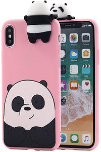 Girly Pink iPhone coque Best Cute Animal