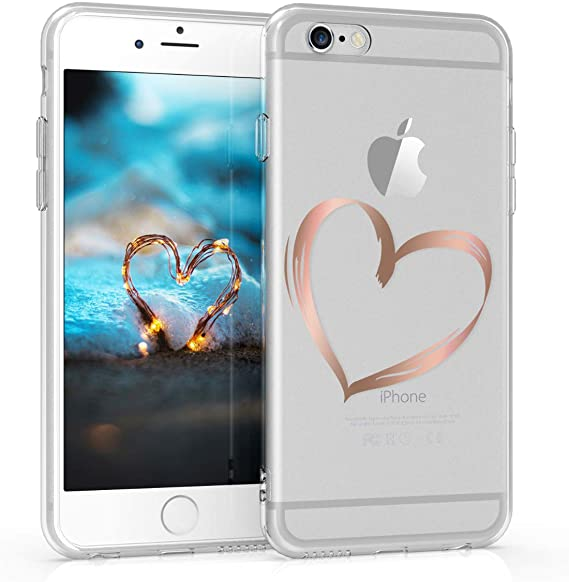 IMD Clear TPU coque for iPhone 6s 6