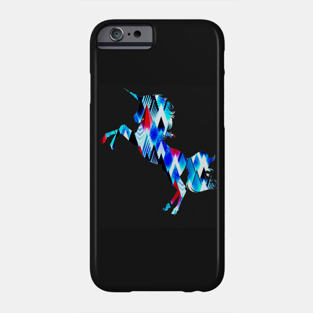 Ice Shards Unicorn IPhone 7 coque for