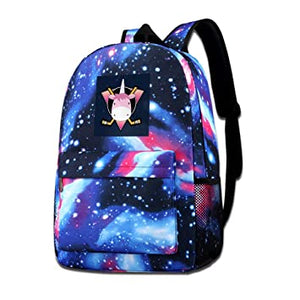 Laptop coque Star Sky Unicorn Printed