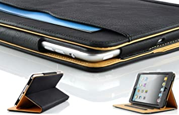 Leather Wallet coque for iPad 9.7