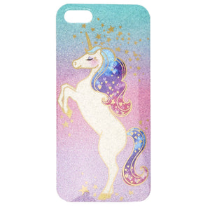 Long Hair Unicorn iPod Touch 6 coque
