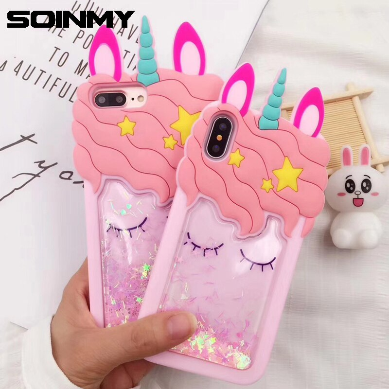 Low Prices Soinmy Cute Unicorn coque