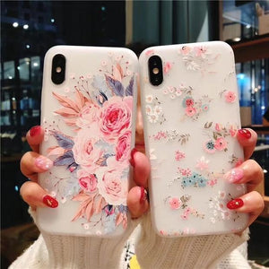 MaxGear Unicorn Flower Paint coque For