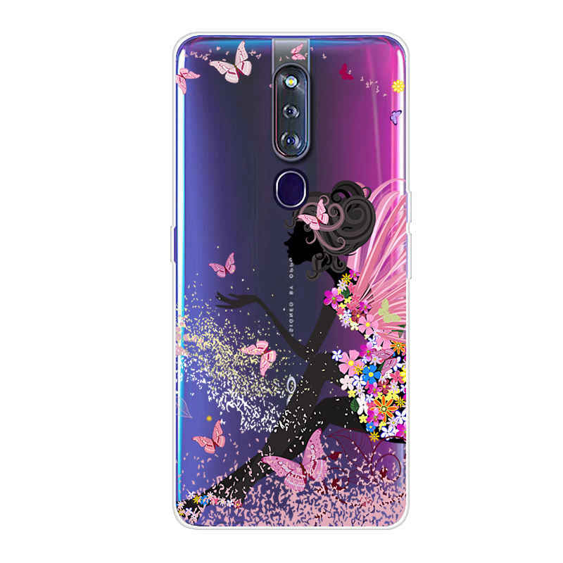 Mobile Back coque For Oppo F11 Pro
