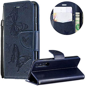 Pattern Printing Leather Wallet coque