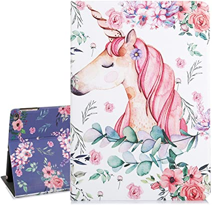 Pink Unicorn - iPad Smart coque