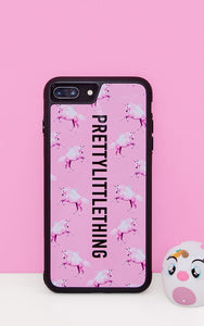 Plt Unicorn Pink Iphone coque 8