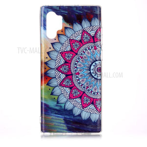 Printing Noctilucent IMD TPU Back coque