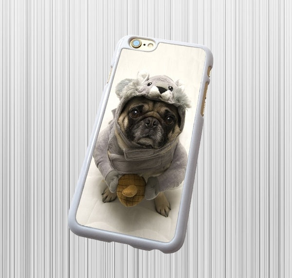 Pug Unicorn-- iPhone 6 6 Plus coqueiPod