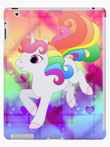 "Rainbow Unicorn"" iPad coque & Skin by"