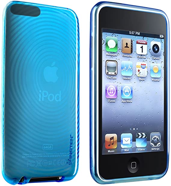 SOFT GEL coque FOR APPLE iPOD TOUCH