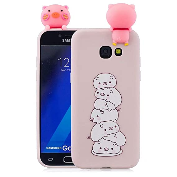 Samsung Galaxy A5 2017 coque 3D Cartoon