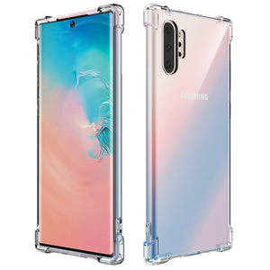 Samsung Galaxy Note 10 Plus Clear coque