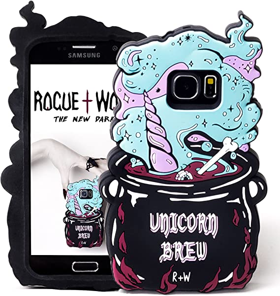 Samsung Galaxy Note 8 Cute coque Unicorn