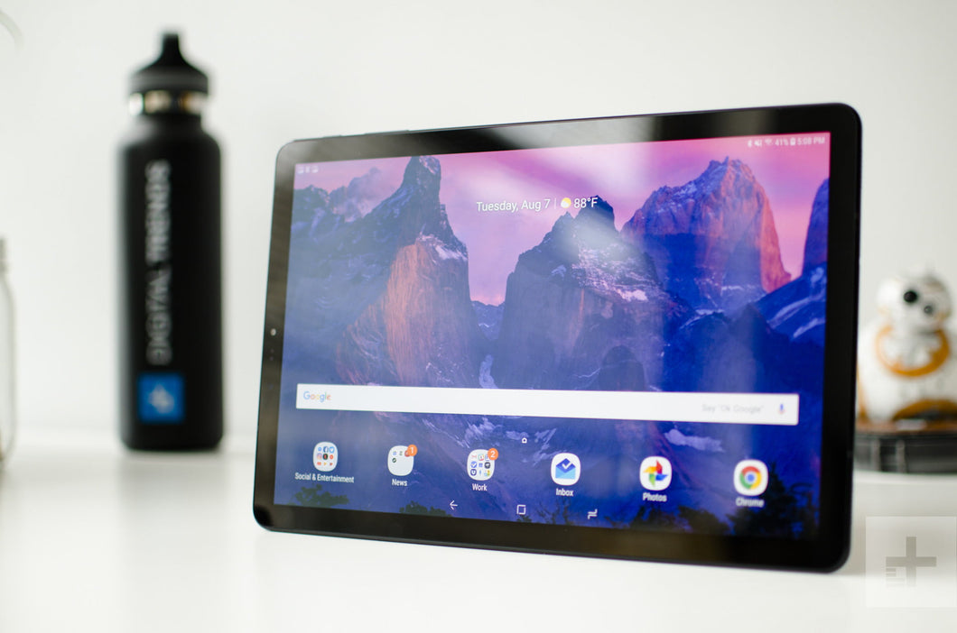 Samsung Galaxy Tab S4 coque Review