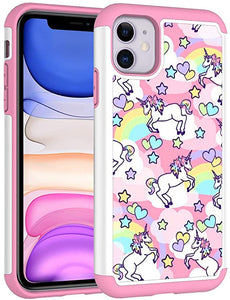Silicone Unicorn Tech coque  Girls Tech