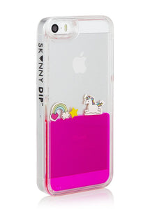 Skinny Dip iPhone 5-5s-SE Unicorn coque