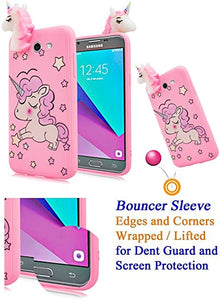 "Sky Unicorns"" coque & Skin for Samsung"