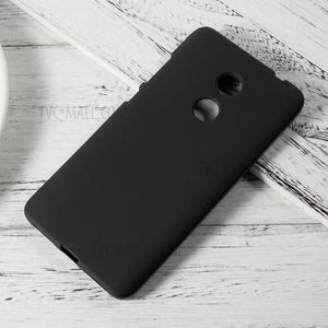 Soft TPU coque For Xiaomi Redmi Note 4
