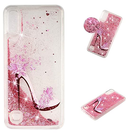 Soft TPU Painting Glitter Back coque