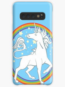 "Sparkle Rainbow Unicorn"" coque & Skin"
