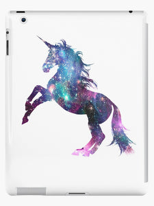 "Sparkly Rainbow Unicorn"" coque & Skin"