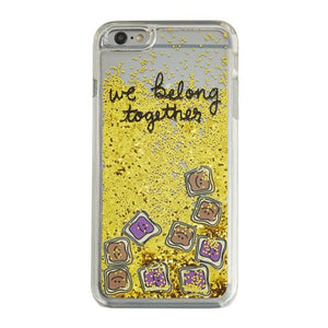 Twelve Nyc Glitter Unicorn Iphone coque