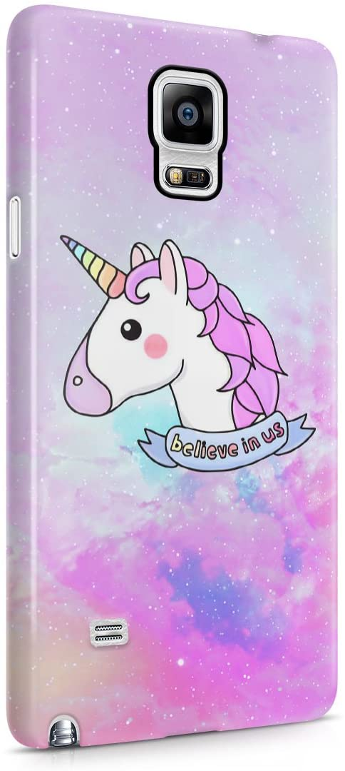 Unicorn Believe In Us Phone coque/coque