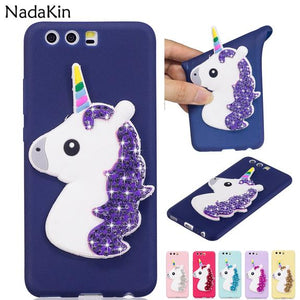 Unicorn coque For Huawei P10 Plus P20