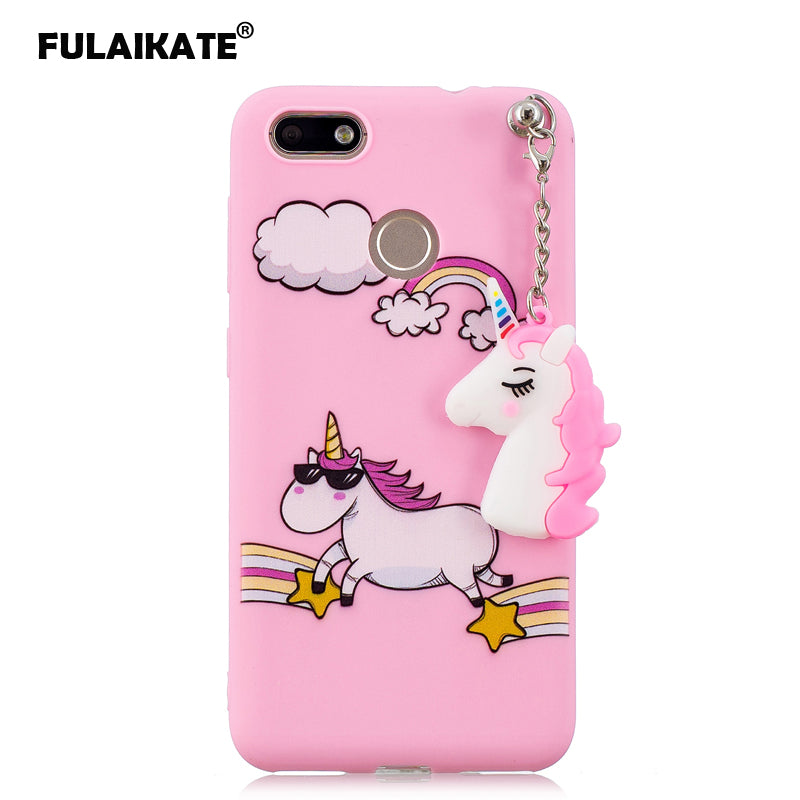 Unicorn coque For Huawei P9 Lite Mini