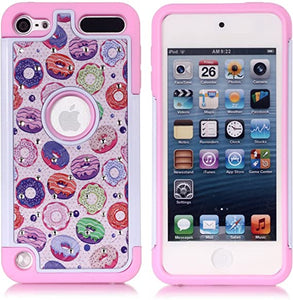 Unicorn Donut iPod Touch 5 coque