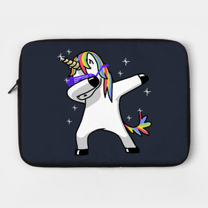 Unicorn Laptop coque