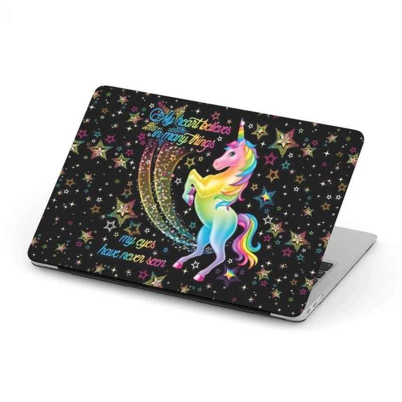 Unicorn Macbook coque Xoxosweet