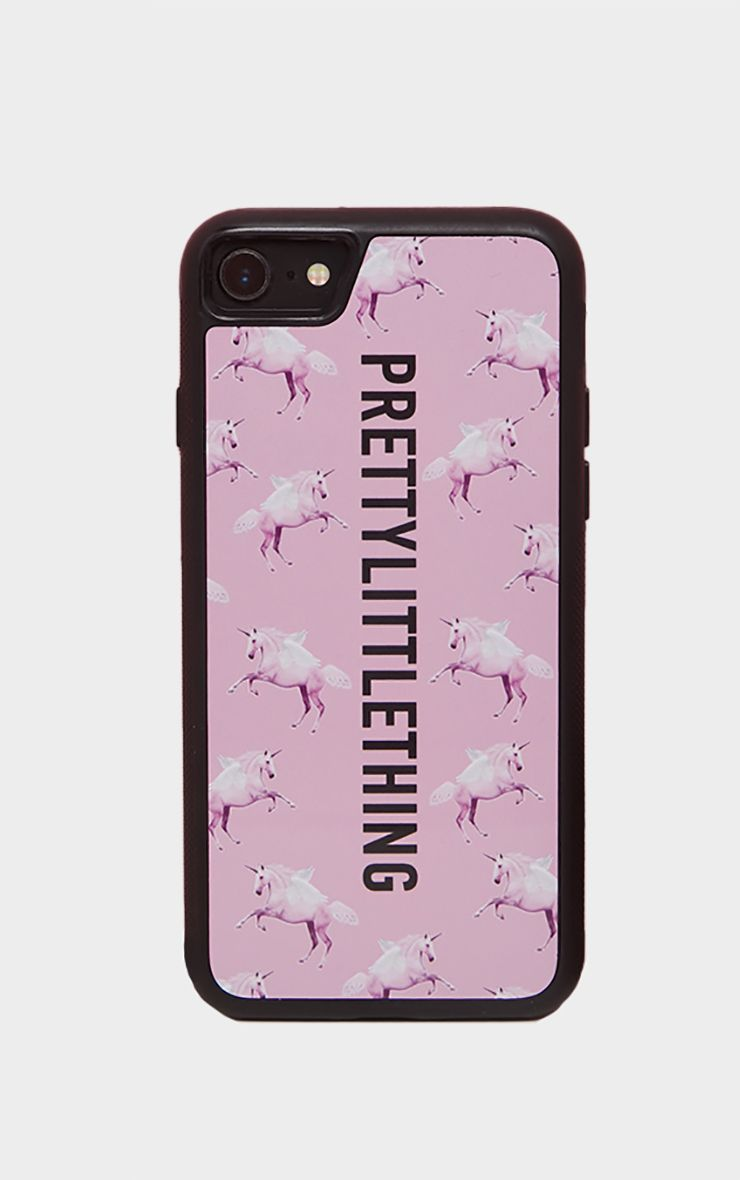 Unicorn Pink 7 Iphone coque