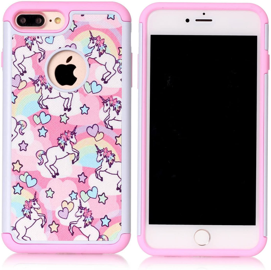Unicorn Protective coque for iPhone 7