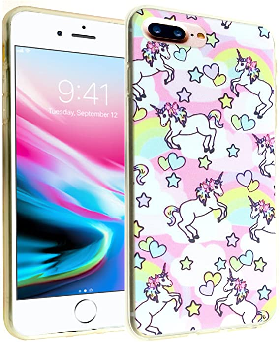 Unicorn coque iphone 7+ Everything Else