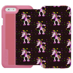 Unicorn iPhone coques & coques  Zazzle